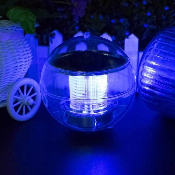 Amina - Solar Powered Floating Light
