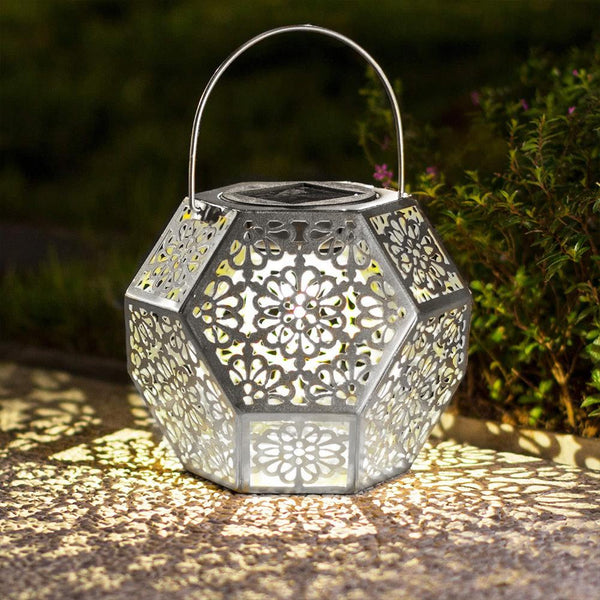 Rafik - Geometric Shadow Cast Lantern