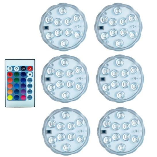 Remote Control LED Light