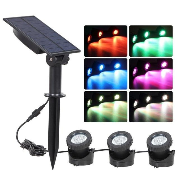 Brien - Solar Lawn Lights