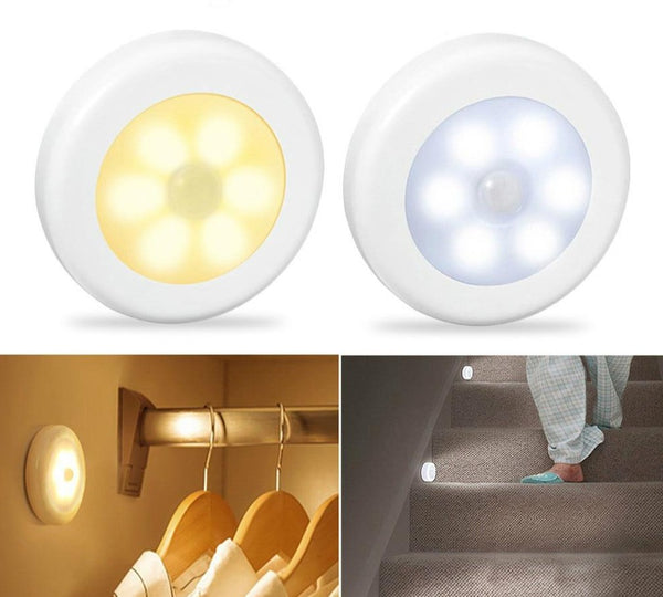 Motion Sensor LED Night Lights