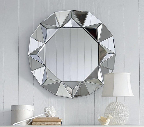 Isolde - Abstract Modern Mirror