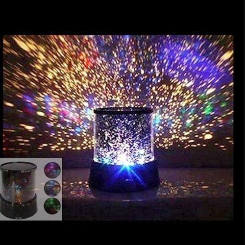 Cosmo Night Sky Projector Lamp