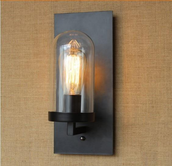 EdiLoft- Retro Modern Industrial Wall Lamp
