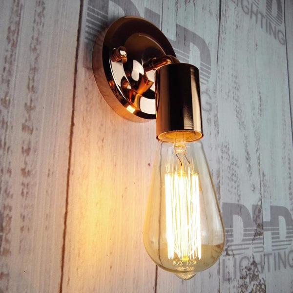 Joplin - Retro Industrial Wall Lamp