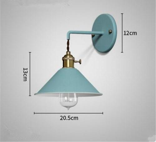 Linus - Vintage Plated Wall Lamp