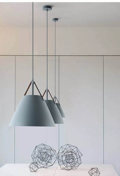Minimalist Nordic Hanging Light