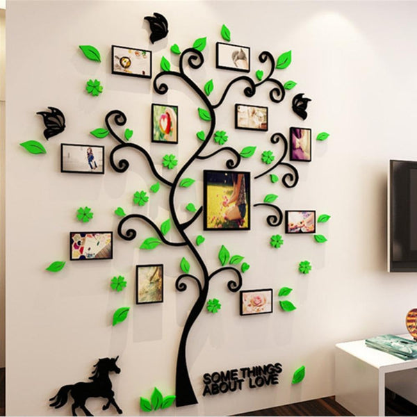 The Photo Family Tree