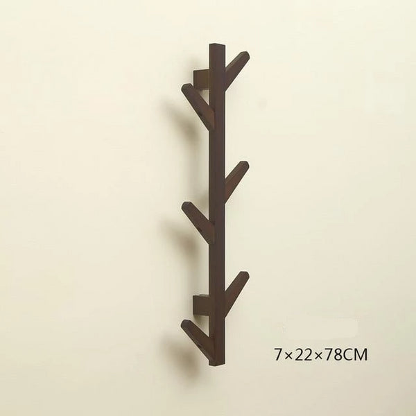 Arietes - Bamboo Coat & Hat Rack