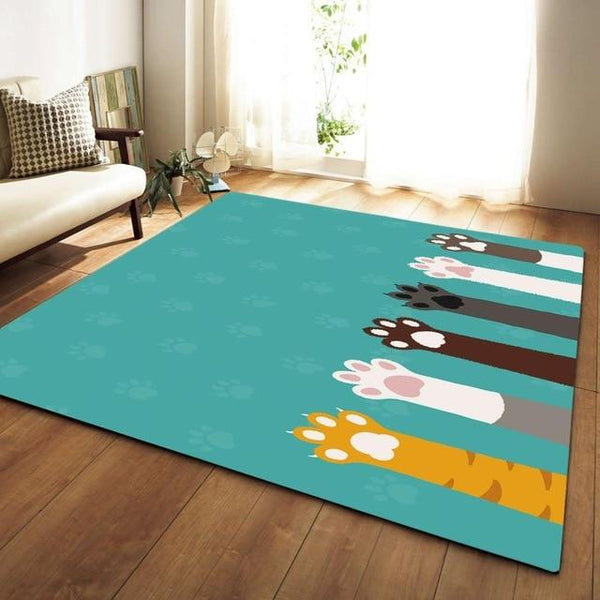 Indoor Pattern Rug