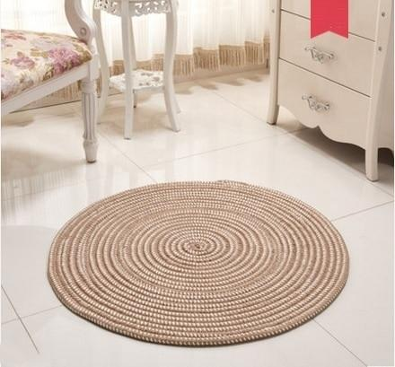 Francisco - Woven Round Area Rug