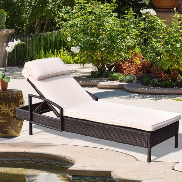 Remus - Outdoor Patio Lounge Chair
