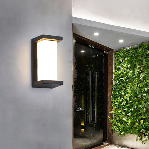 Modern LED Outdoor Light