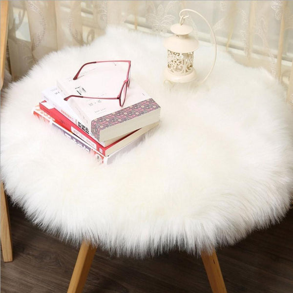 Bastien - Faux Sheepskin Small Rug