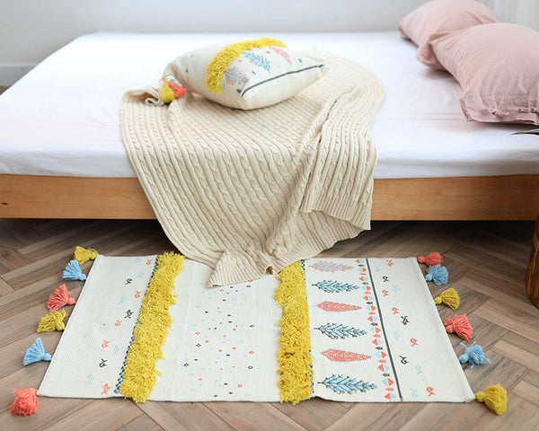 Brea - Multi-Color Scandi Rug