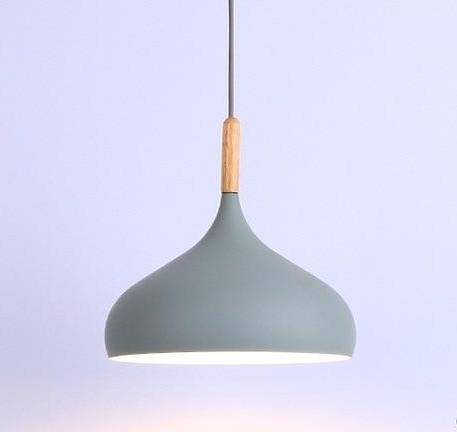 Aether - Matte Finish Macaroon Hanging Lamp