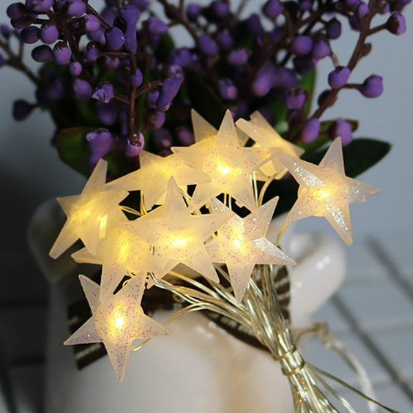 Kintana - Star Shape Fairy Lights