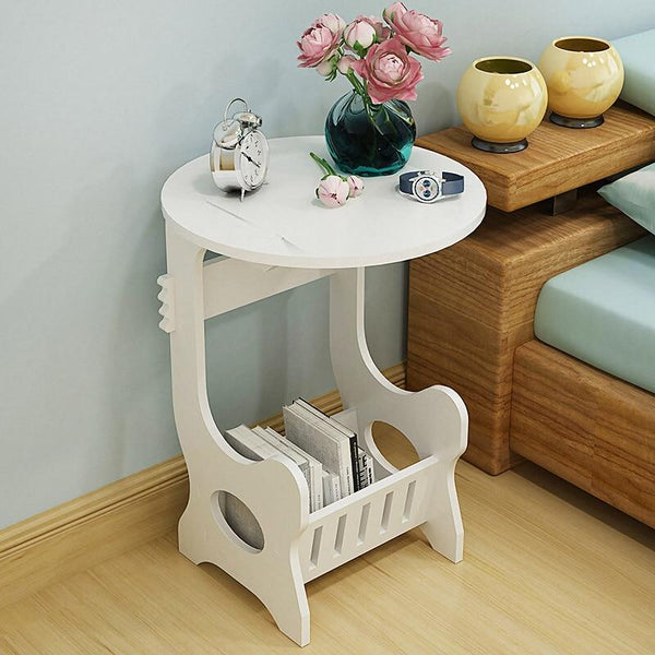 Viola - Vintage Style Magazine Rack & Coffee Table