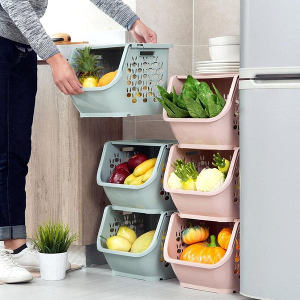 Janse - Stackable Storage Baskets