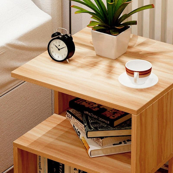 Danza - Multi-Shelf Beside Table