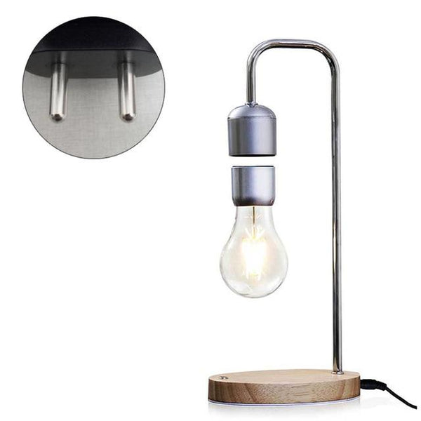 Tau - Levitating Magnetic Floating Bulb Lamp