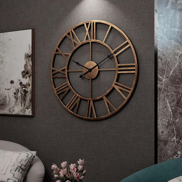Pallas - Vintage Wall Clock
