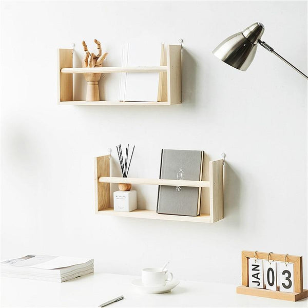 Cam - Modern Wooden Shelf