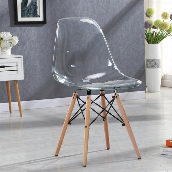 Nola - Transparent Modern Chair