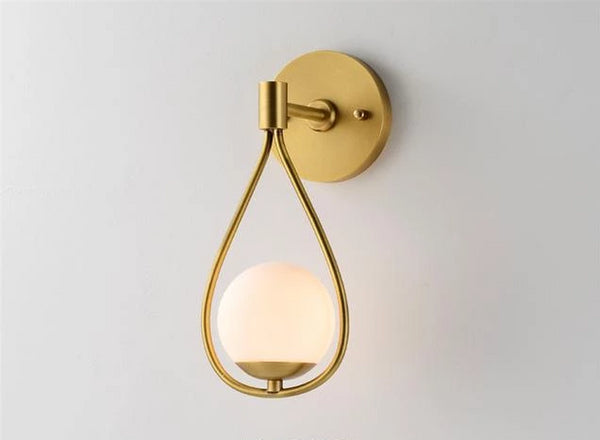 Frankie - Droplet Wall Lamp