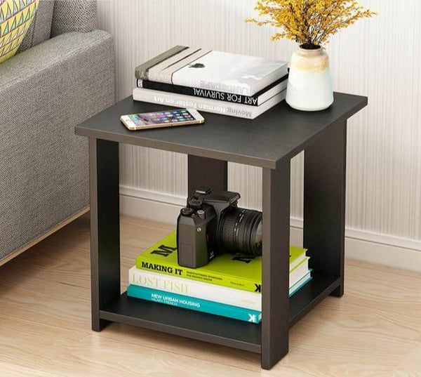 Karson - Wooden Coffee Table with Storage