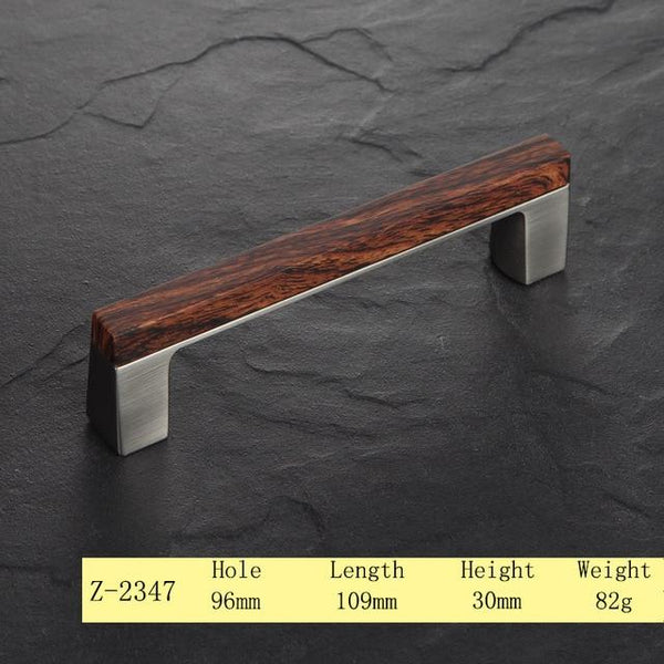Perry - Wood Grain Kitchen Cabinet Handle