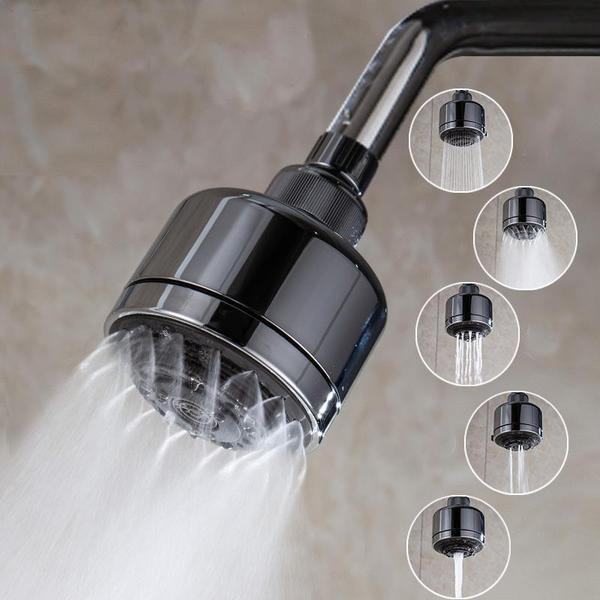 Harper - Multi-Function Pressurized Water Saving Shower Head