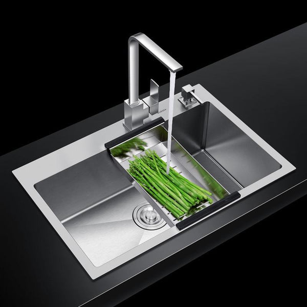 Donner - Stainless Steel Single Sink