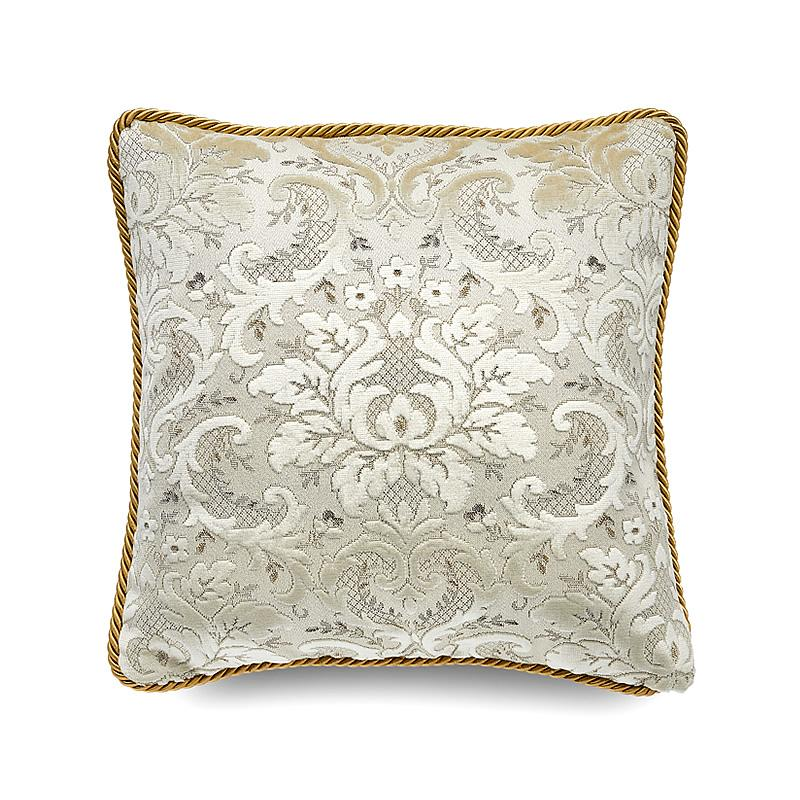Luxury Pillow, Vintage Cream, 40 cm