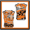 Mercedes Team Camo Compression Sleeveless 100