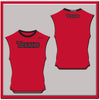 WB Ray CNS 105 Red Compression Sleeveless