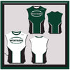Westridge Wilkins 7on7 CNS 615 2 Compression Shirt Set