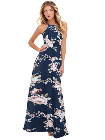 Maxi Summer Dress - Fionana