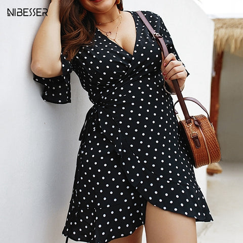 Plus size Dress - Fionana