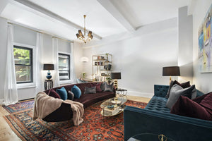 This gorgeous $1.1M Upper East Side co-op was once the office of Marilyn Monroe's psychiatrist