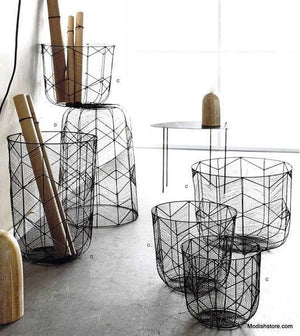Ikea Concept Tall Wire Basket