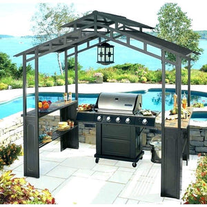 Stunning Grill Gazebo Lowes
