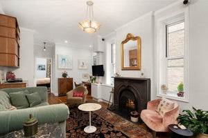 For under $1M, this Greenwich Village co-op is 19th-century charm meets modern living