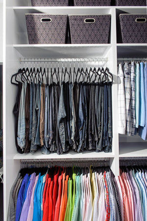 What  Your Closets Reveal About You