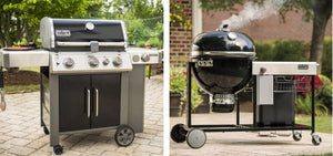 Warmer weather means firing up the barbeque to enjoy the outdoors and savor the quintessential flavor of summer: grilled food