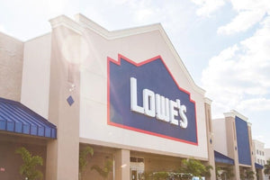We all get so excited for the Lowe's Spring sales each year – it's a great time to get all the supplies you need to fluff your yard and patio!