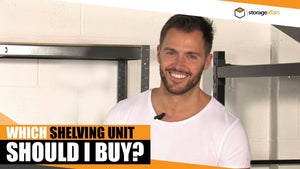Matt provides a detailed review of our various shelving units in this video