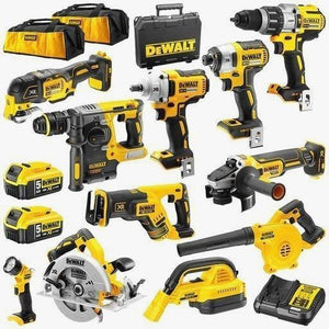 Sympathetic Dewalt Power Tool Set
