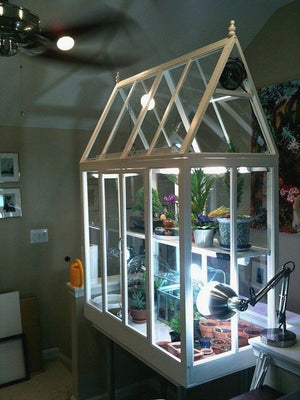 Heavenly Indoor Greenhouse Kits