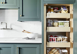 photo by sara liggoria-tramp | from: 8 steps to building a smart, organized pantry & mudroom